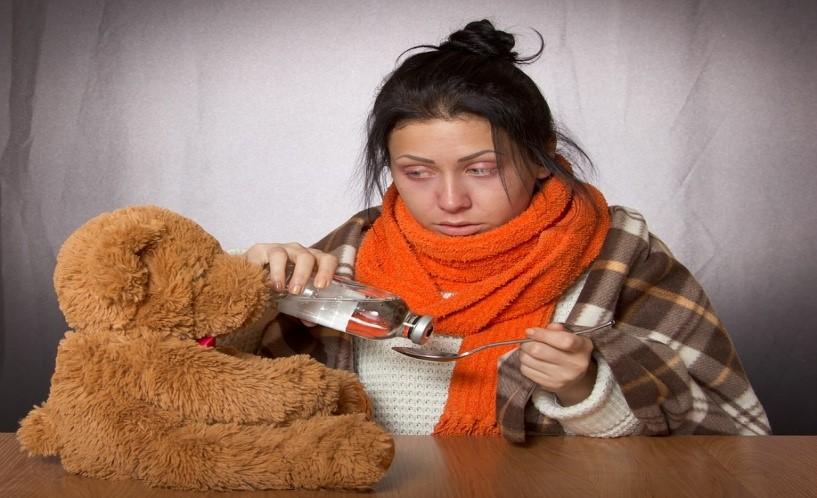 Надёжная защита от гриппа